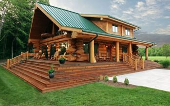 Turn Your Log Home House Plans Into a Hunting Cabin in the Woods