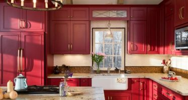 Kitchen Design Elements – Then & Now
