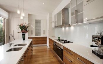 Improving a Small Space Kitchen to Make it Look Wider